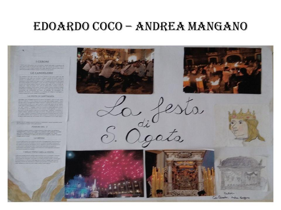 Edoardo Coco – Andrea Mangano