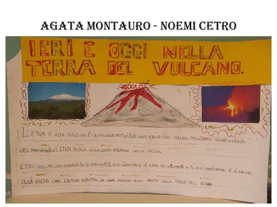 Agata Montauro - Noemi Cetro