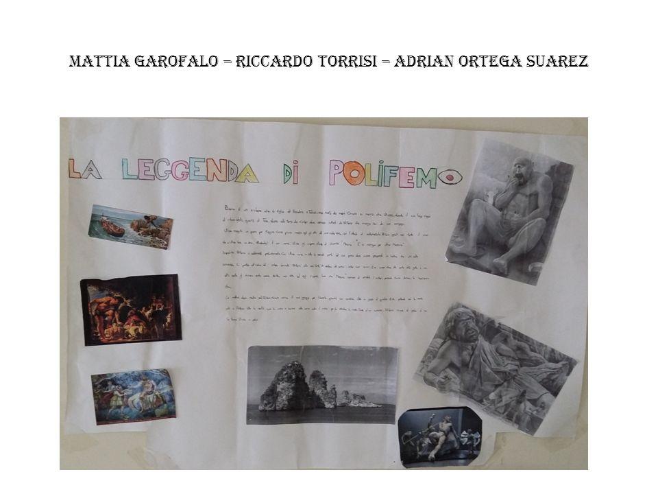 Mattia Garofalo – Riccardo Torrisi – adrian ortega suarez