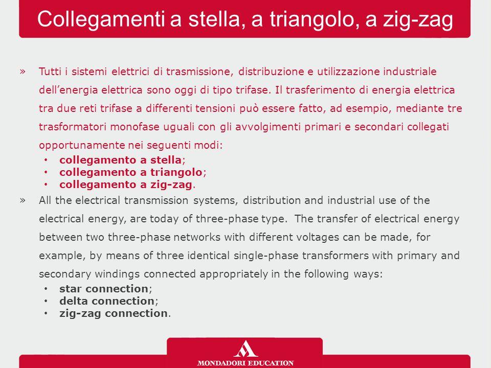 »Tutti i sistemi elettrici di trasmissione, distribuzione e utilizzazione industriale dell'energia elettrica sono oggi di tipo trifase. Il trasferimen
