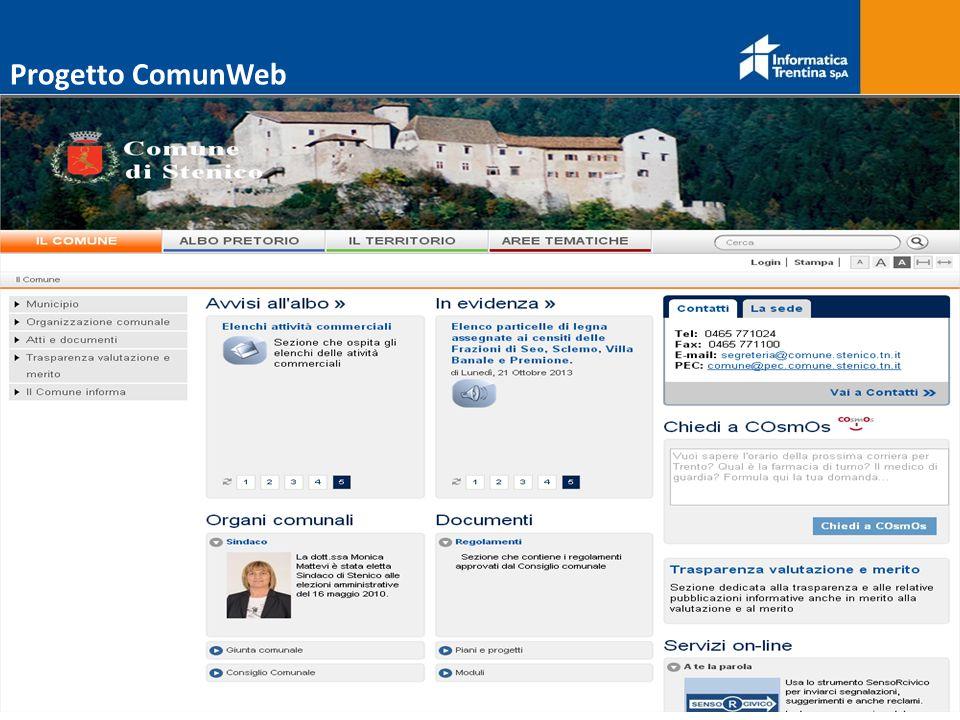5 Progetto ComunWeb