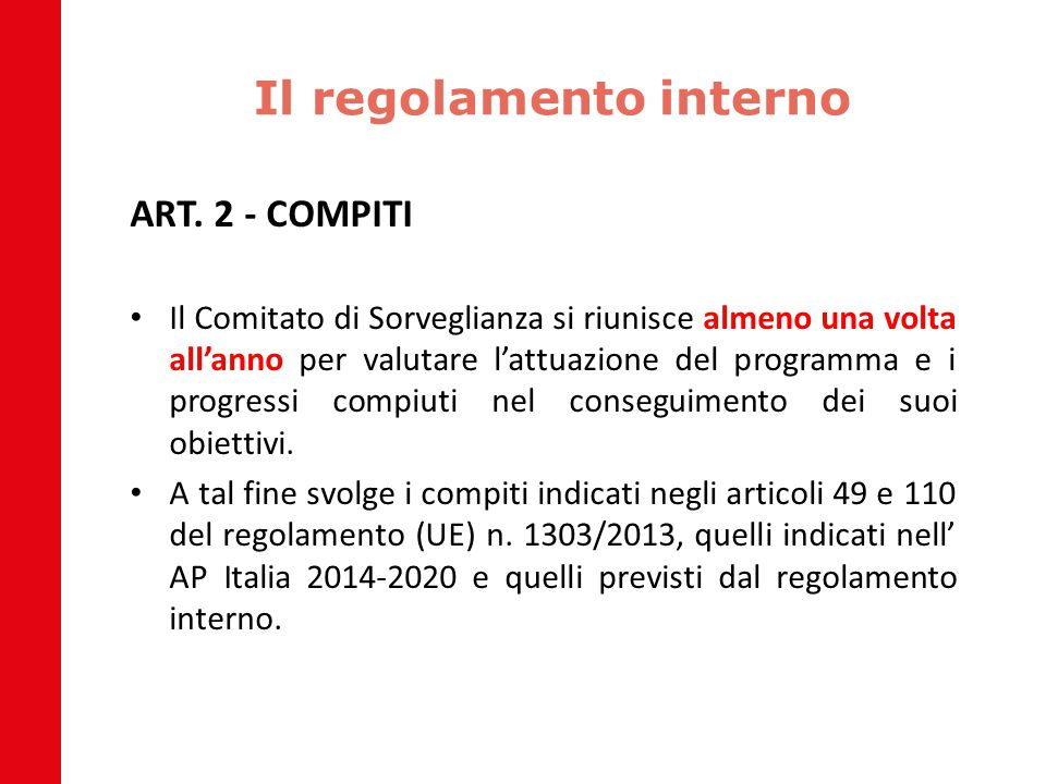 AUTORITÀ DI GESTIONE PO FSE BASILICATA 2014/2020 Via Vincenzo Verrastro 85100 Potenza adg_fse@regione.basilicata.it