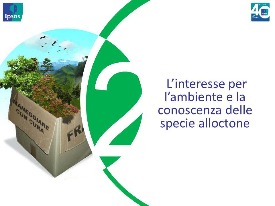 6 D1) In generale, Lei quanto si interessa di tematiche relative all'ambiente, alla natura e agli animali.