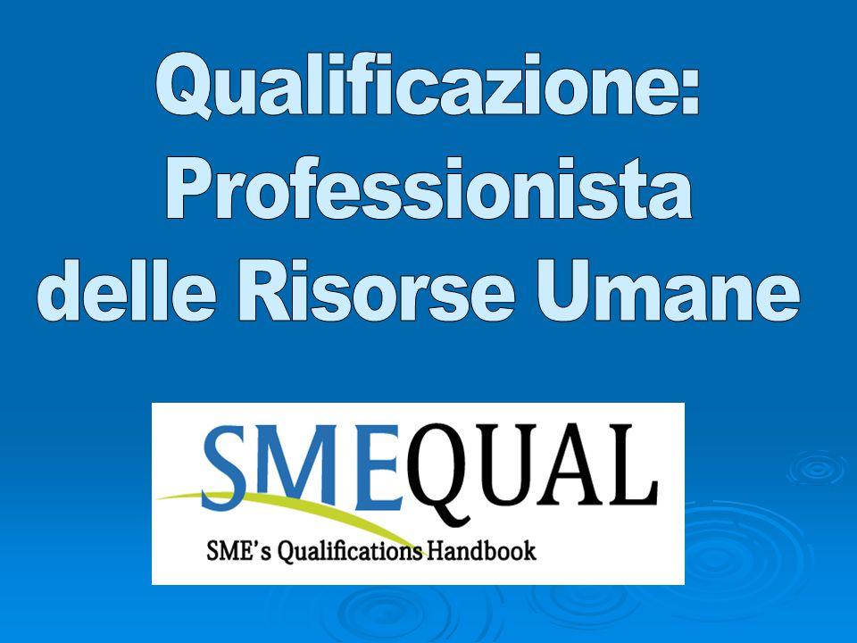 Obiettivo Fornire linee guida operative e metodologie per definire qualificazioni in termini di unità di risultati dell'apprendimento attraverso l'attribuzione di punti ECVET
