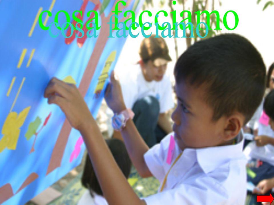 L UNICEF è la principale organizzazione mondiale per la difesa dei diritti e delle condizioni di vita dell infanzia e dell adolescenza in tutto il mondo.
