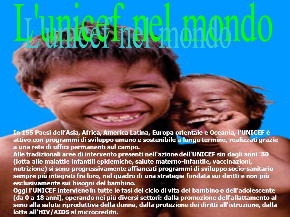Convenzione Missione Diritti dell'infanzia