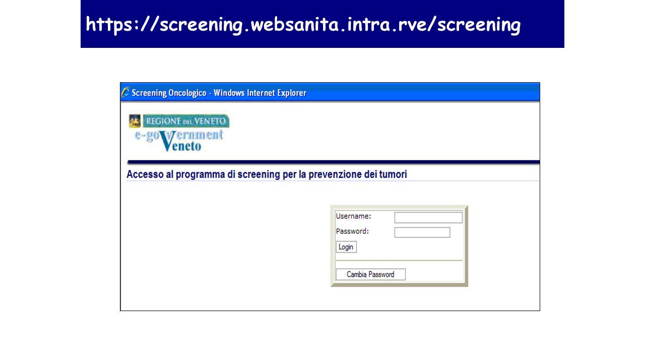 Transizione da screening tradizionale ad screening con HPV Sezione Controlli Governo e Personale S.S.R.