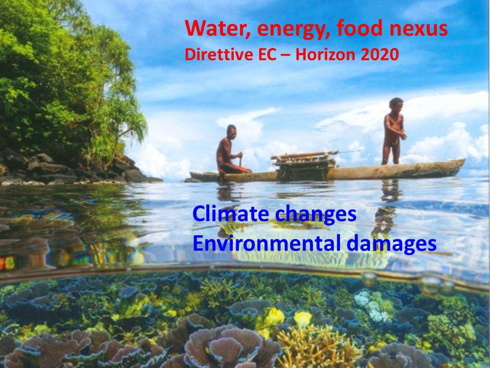 Cominciamo a cercare efficienza nelle nostre reti Perdite idriche SollevamentiDissipazioni
