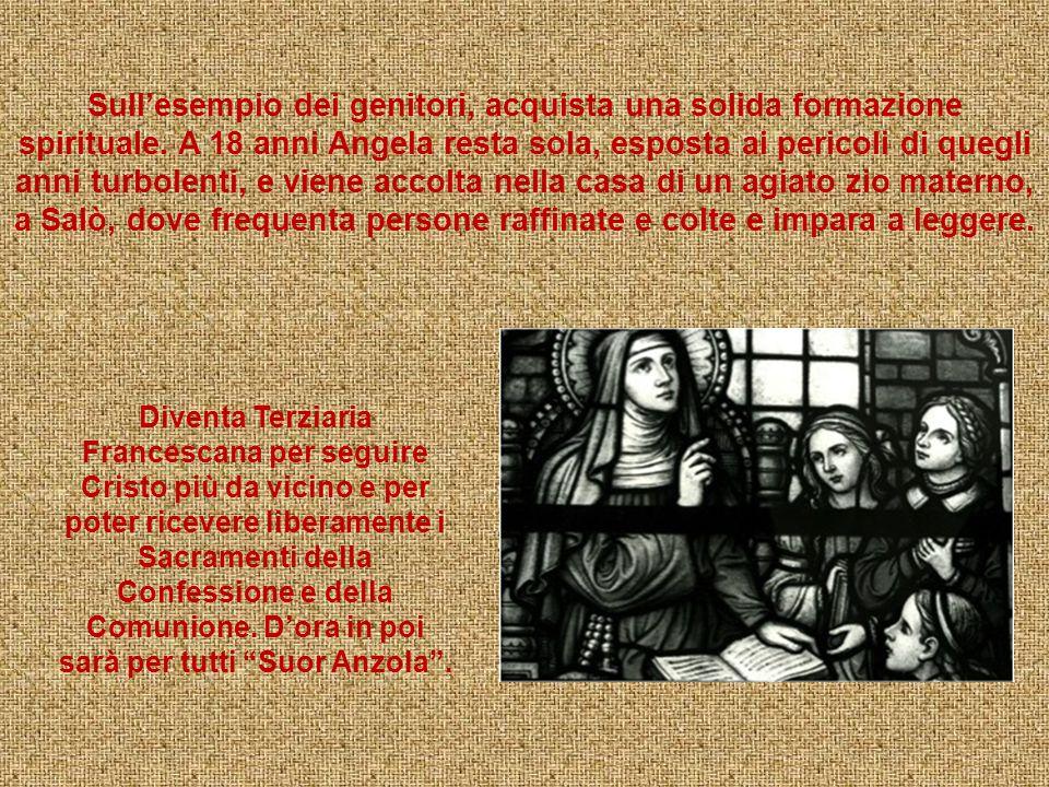 Il 9 giugno 1544, Papa Paolo III approva la nuova istituzione con la Bolla Regimini Universalis Ecclesiae.