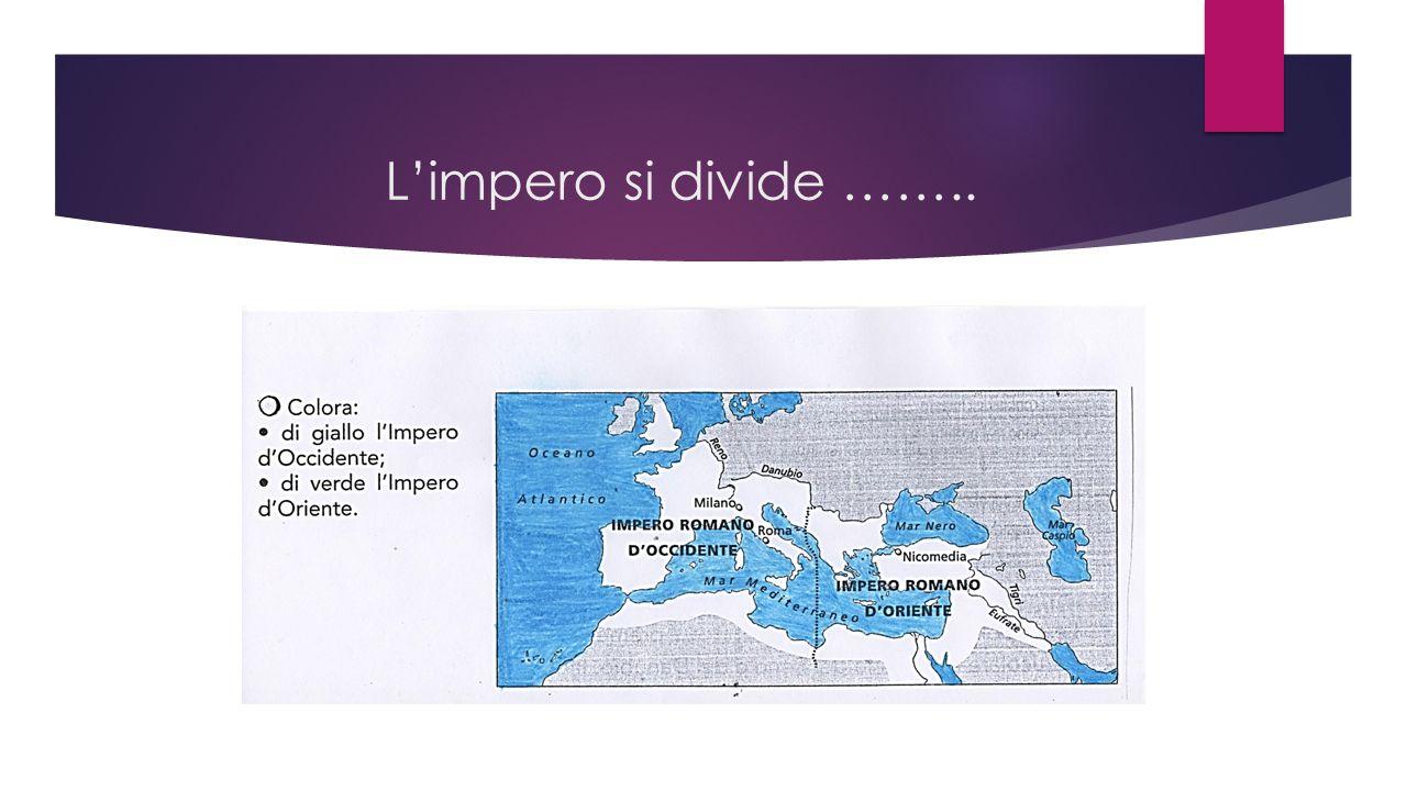 Crisi religiosa e cristianesimo: Le guerre civili, le invasioni, il peggioramento climatico, la peste, fu angoscioso per i popoli dell'impero.