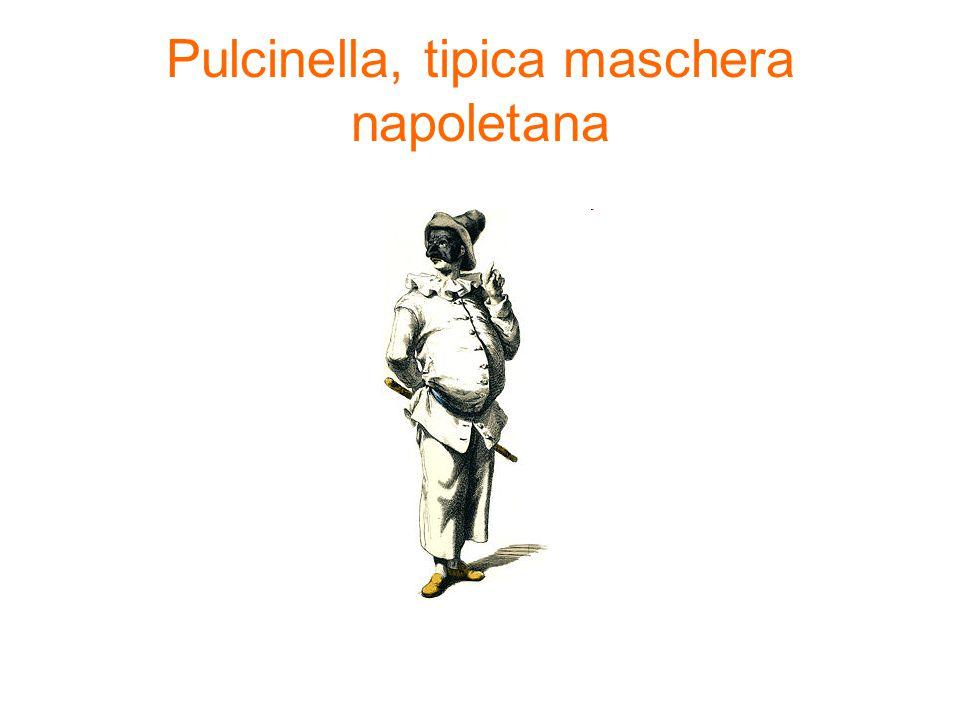 Pulcinella Quali sono le sue caratteristiche fisiche e psicologiche, quale il suo ruolo sociale?