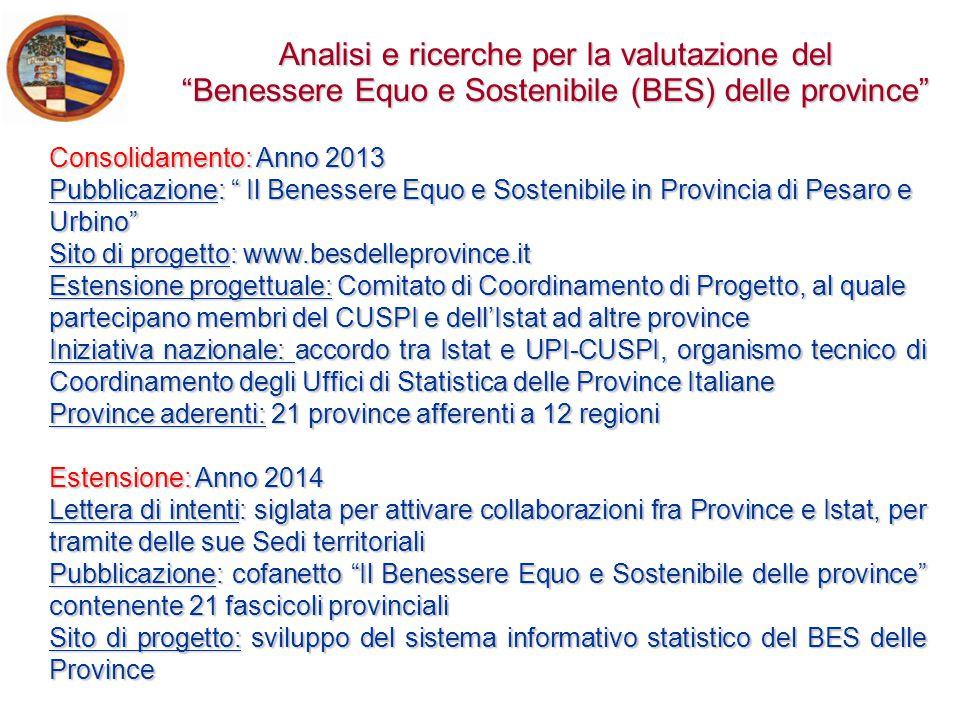 2014 indicatori e prototipo di sistema informativo 2015 sistema informativo e statistico www.