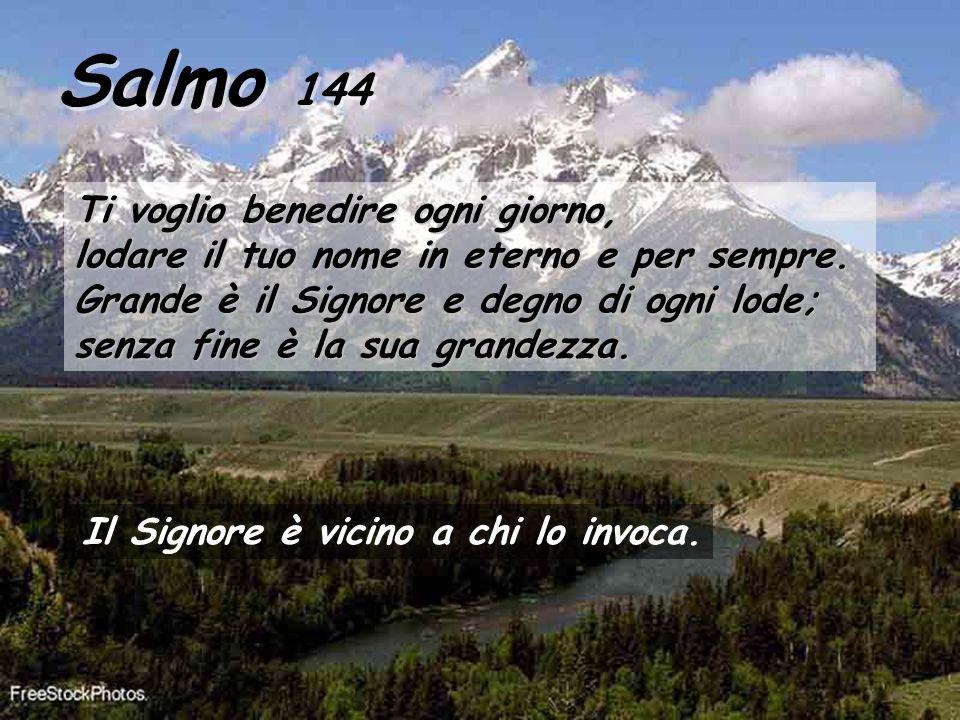 Is. 55,6-9 Cercate il Signore, mentre si fa trovare, invocatelo, mentre è vicino. L'empio abbandoni la sua via e l'uomo iniquo i suoi pensieri; ritorn