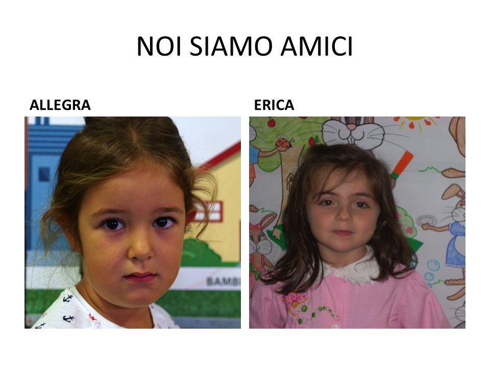 NOI SIAMO AMICI ALLEGRAERICA