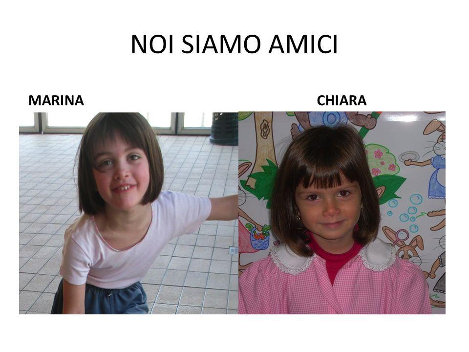 NOI SIAMO AMICI NICOLO'VINCENZO