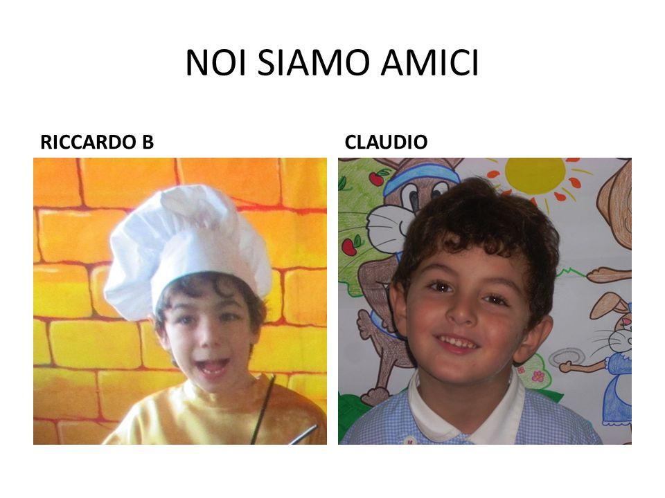 NOI SIAMO AMICI JACOPO D.LEONARDO