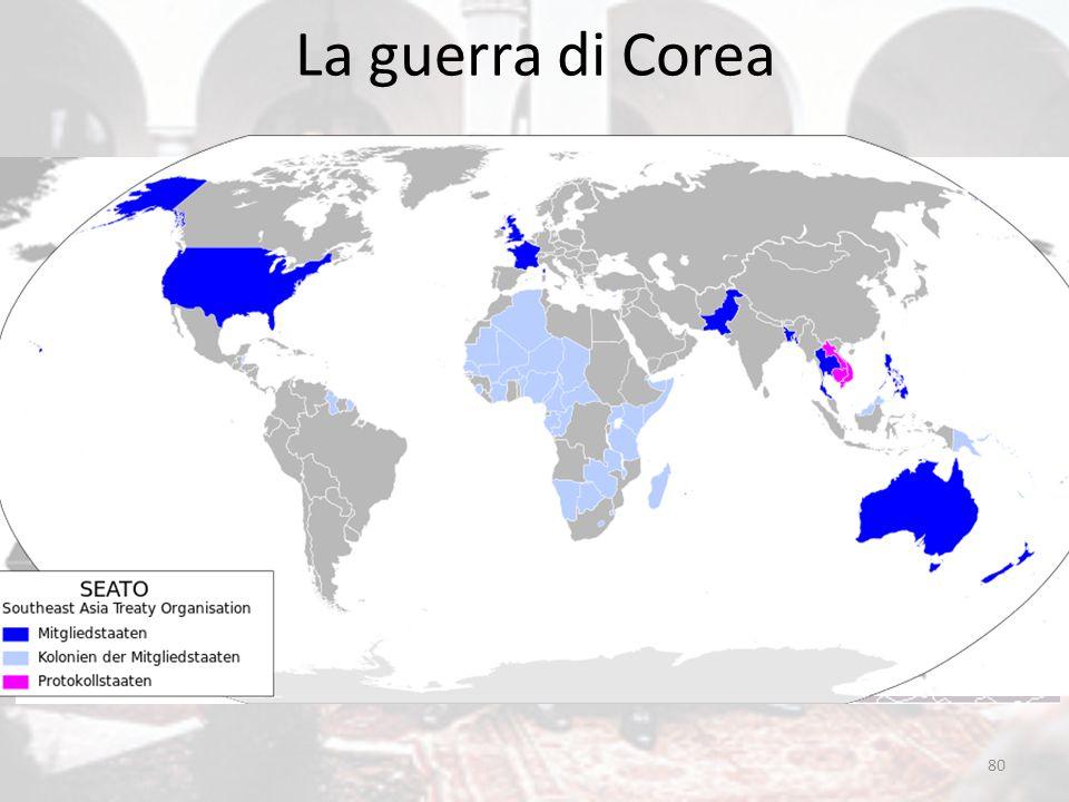 La guerra di Corea 80