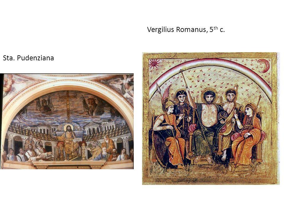 Vergilius Romanus, 5 th c.