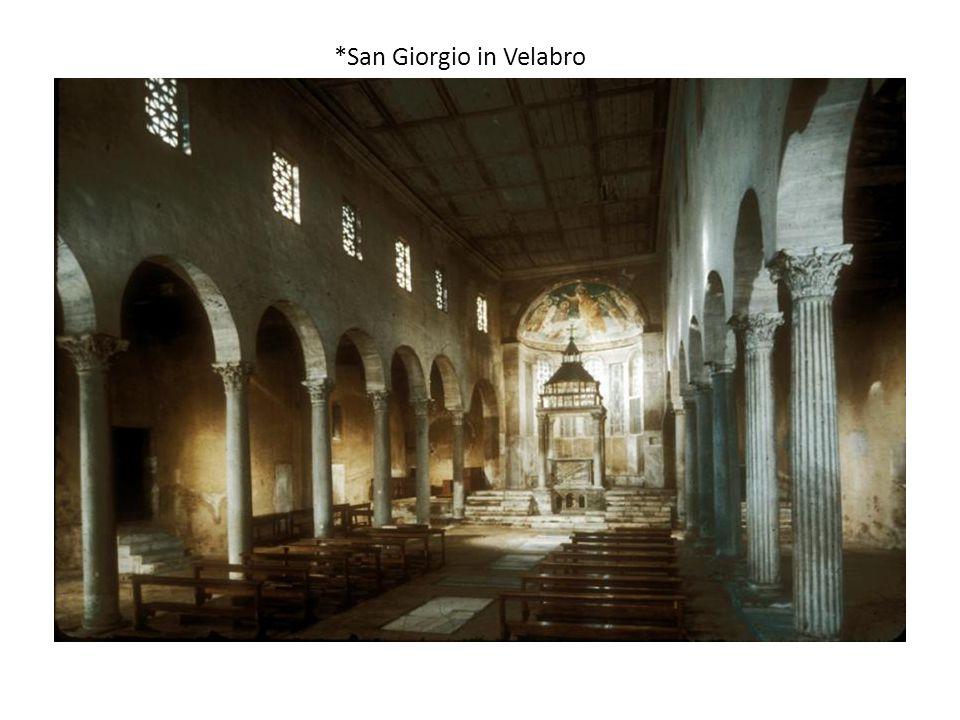 *San Giorgio in Velabro