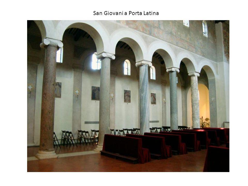 San Giovani a Porta Latina