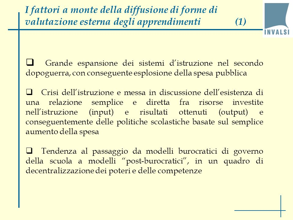Risultati in Matematica PISA 2003 e spesa per studente Fonte: Rapporto Internazionale PISA 2003