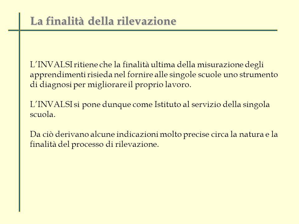Le differenze negli indirizzi di studio (Italiano) ROMA – 28 luglio 2011