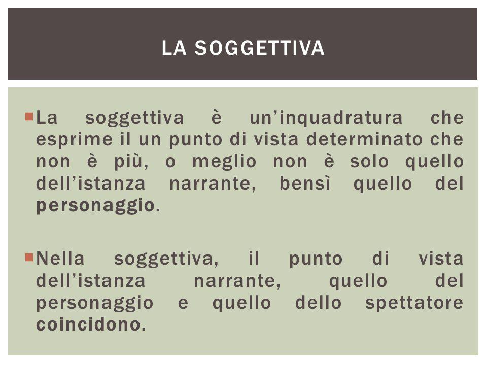 LA SEMI-SOGGETTIVA