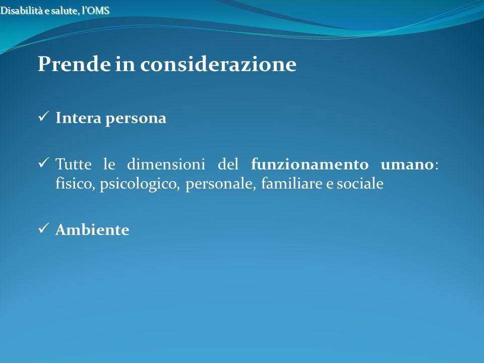 ICF: Passi generali di codificazione 1.