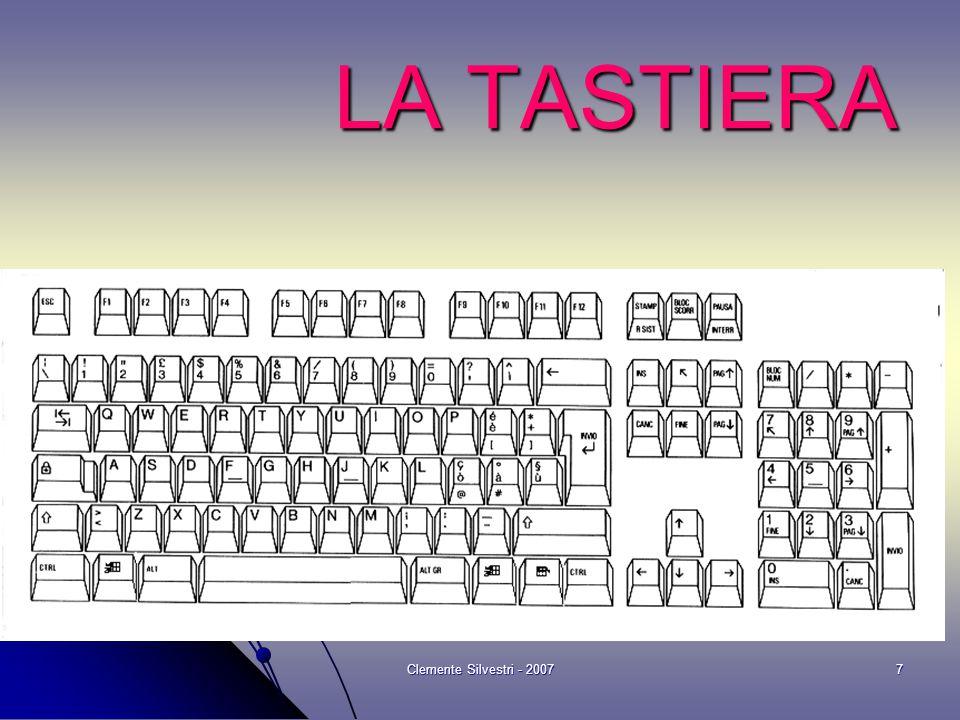 7 LA TASTIERA