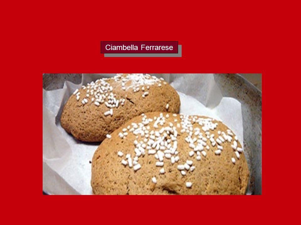 Ciambella Ferrarese