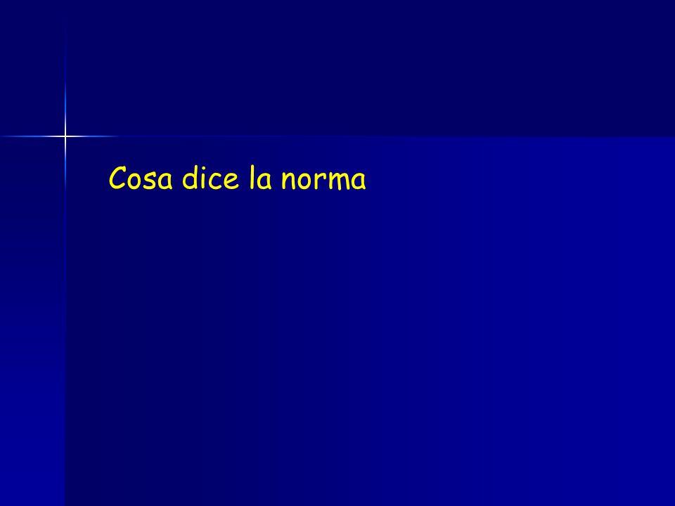 INQUADRAMENTO NORMATIVO (D.Lgs.81/08) Art.