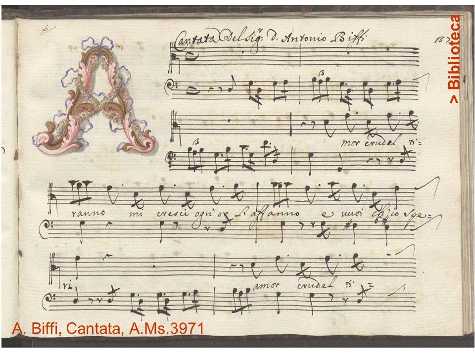 A. Biffi, Cantata, A.Ms.3971 > Biblioteca
