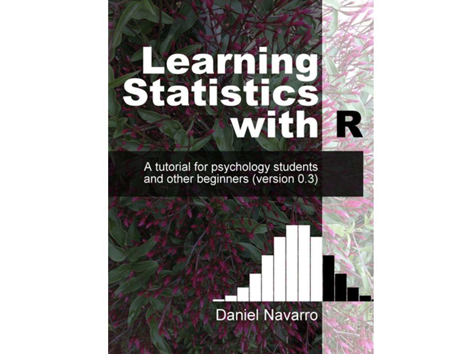 Analizzare dati linguistici con R http://www.ualberta.ca/~baayen/publications /baayenCUPstats.pdf http://www.ualberta.ca/~baayen/publications /baayenCUPstats.pdf
