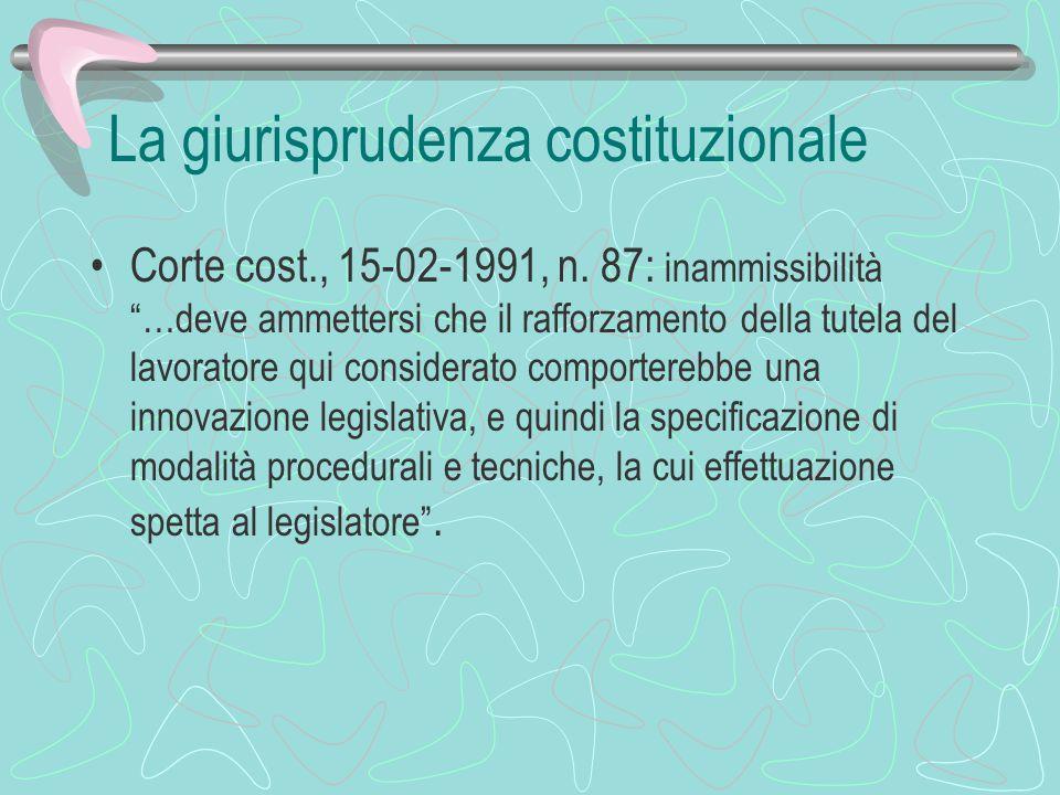 Corte cost., 18-07-1991, n.356 È illegittimo l'art.