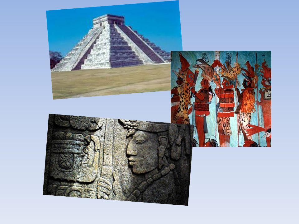 L'architettura e l'arte Nell'urbanistica generale maya troviamo nel centro delle città i monumenti civici e religiosi, i templi, le residenze di corte