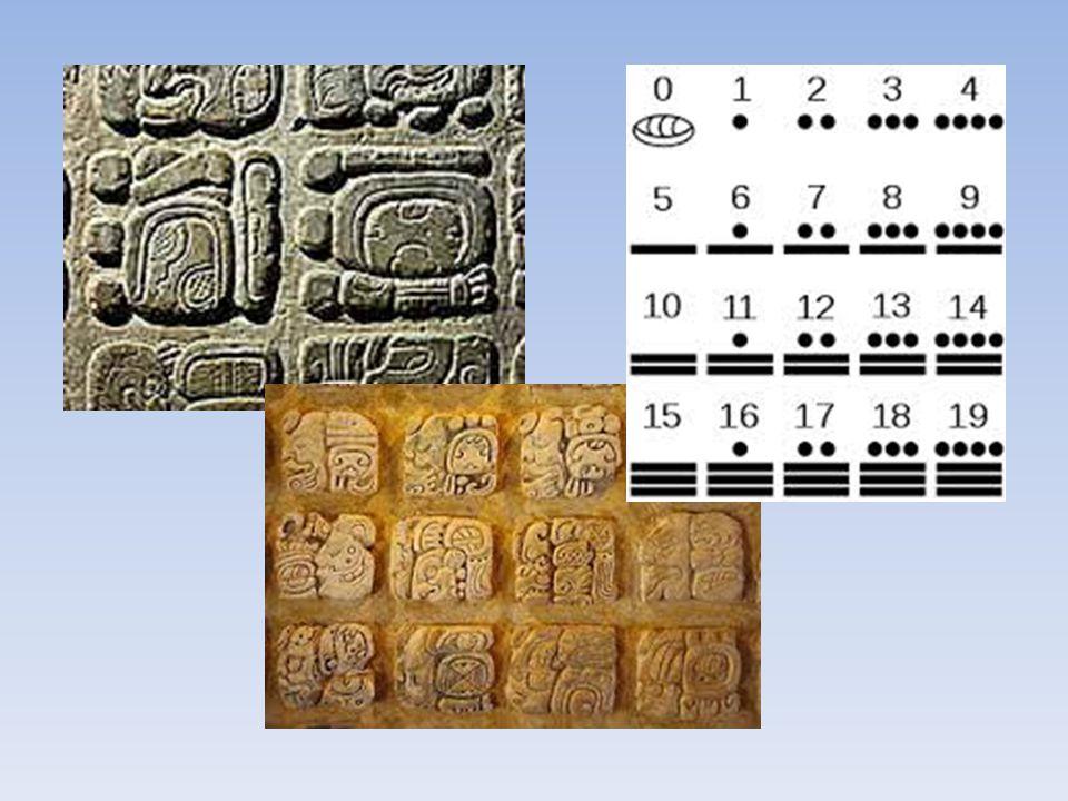 La scrittura e i numeri La scrittura dei Maya ha lasciato numerose iscrizioni. La scrittura maya era una scrittura logosillabica che si sviluppò in un