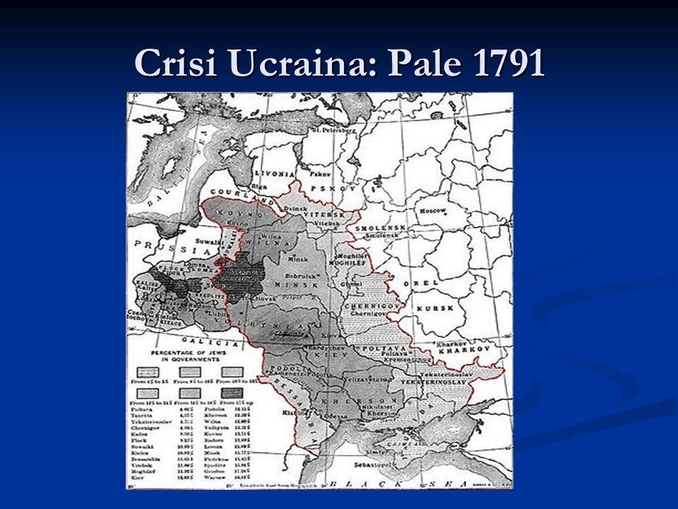 Crisi Ucraina: Pale 1791