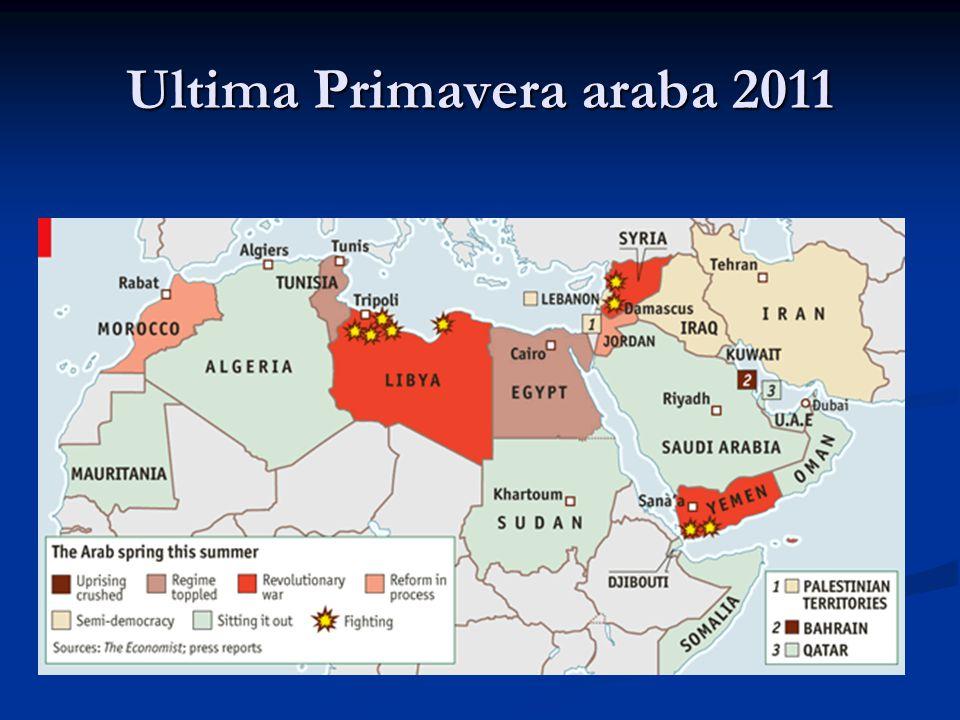 Ultima Primavera araba 2011