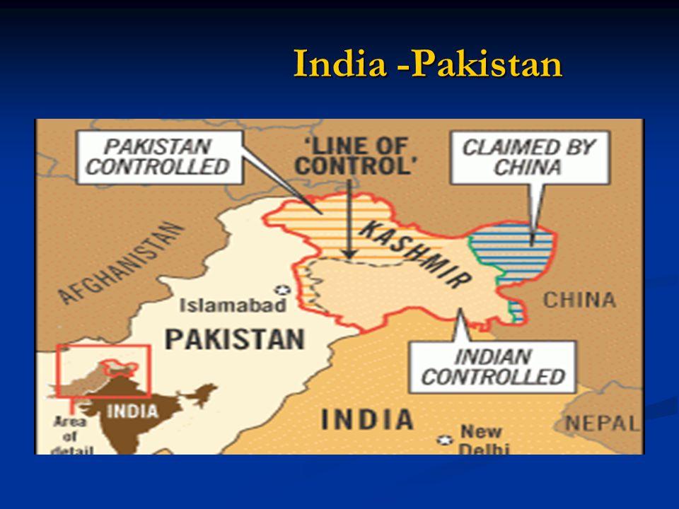 India -Pakistan