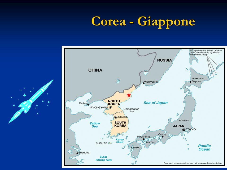 Corea - Giappone