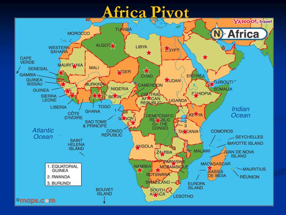 Africa Pivot Africa Pivot