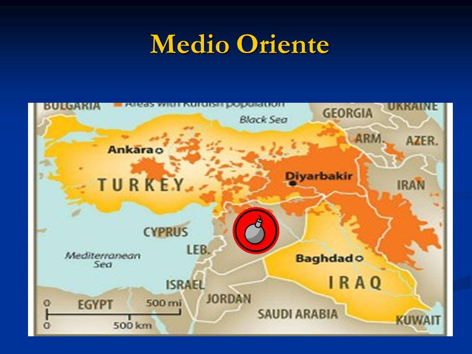 Medio Oriente Medio Oriente