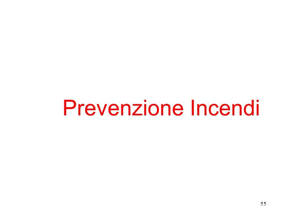 55 Prevenzione Incendi