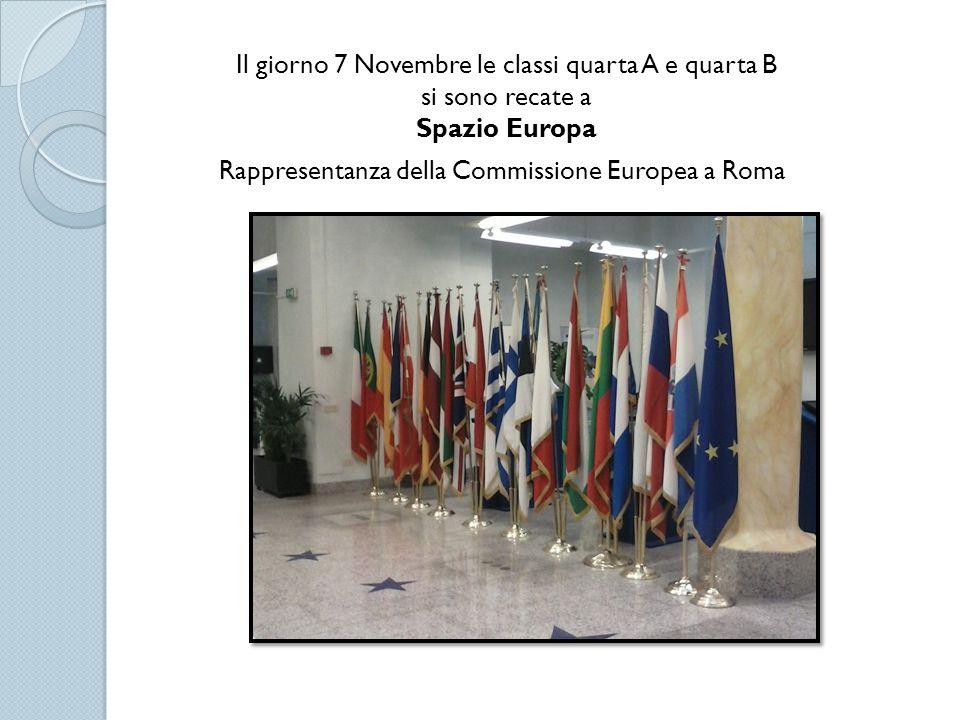 Gli alunni hanno partecipato a delle attività didattiche per approfondire le conoscenze sull'Unione Europea e sugli usi e costumi dei paesi comunitari.