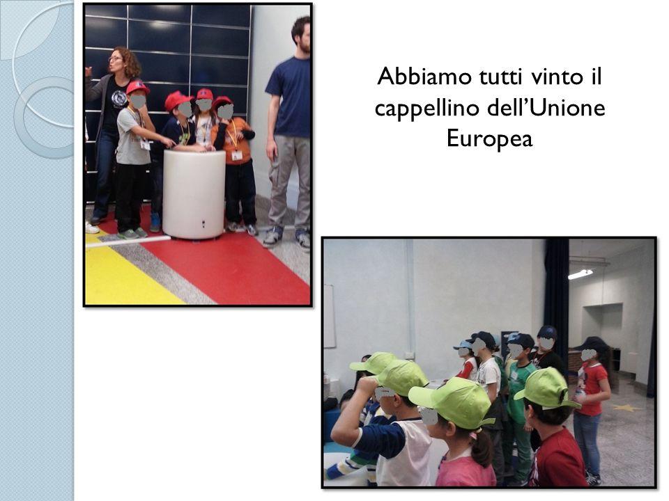 Ascoltare I bambini dei diversi paesi europei che ci raccontavano le loro storie è stato molto divertente.