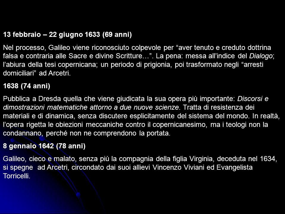 Le lettere copernicane Il successo del sidereus nuncius collocò lo scienziato italiano nell'astronomia internazionale.