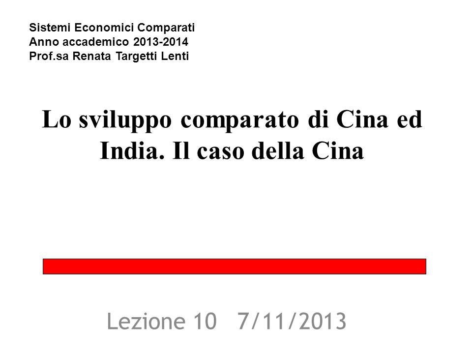Letture Balcet G., Valli V., Nuovi protagonisti dell'economia globale: un'introduzione, in Balcet G., Valli V., Potenze economiche emergenti , Il Mulino, 2012, pp.