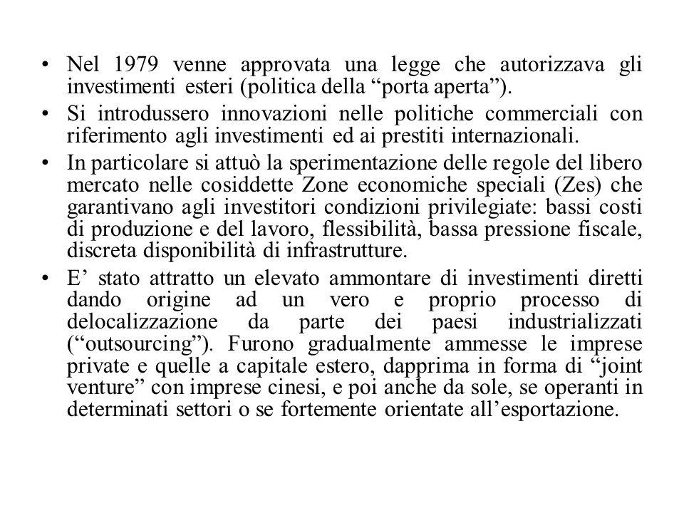 A partire dal 1984 inizia la seconda fase con le progressive riforme del settore industriale e dell'economia urbana.