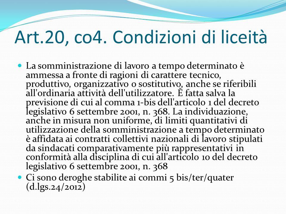 Art.20, co4.