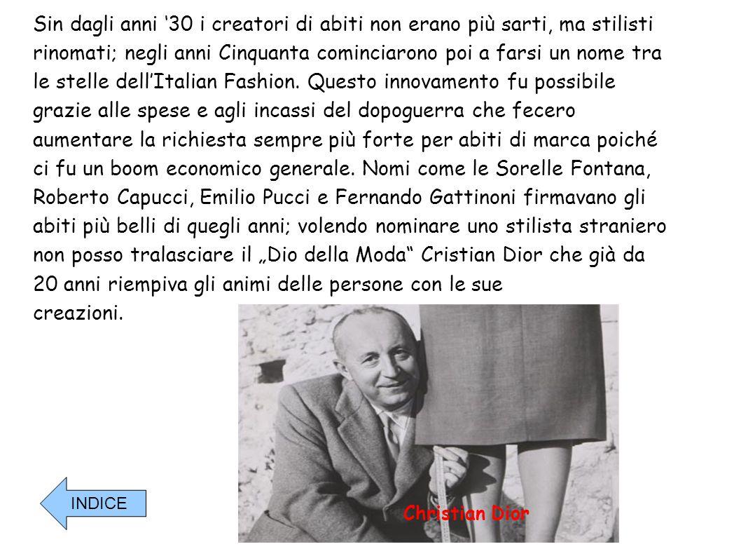 Sorelle Fontana Pucci e sua moglie